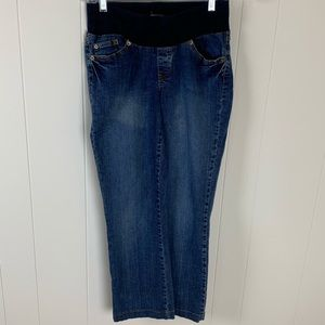 Duo Maternity Jeans Size Small GUC